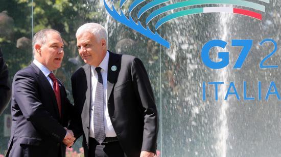 益粒可官方网站 G7环境部长会议落幕 美国拒绝参与六国减排合