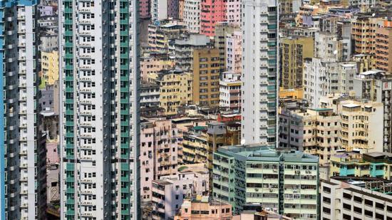 益粒可 香港房价迭创新高 内地开发商推波助