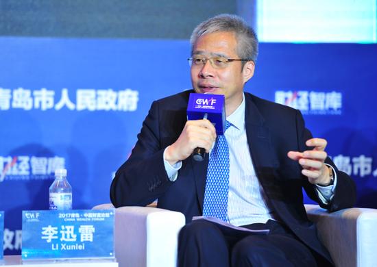 李迅雷质疑资管业务营改增:纳税主体与基金法
