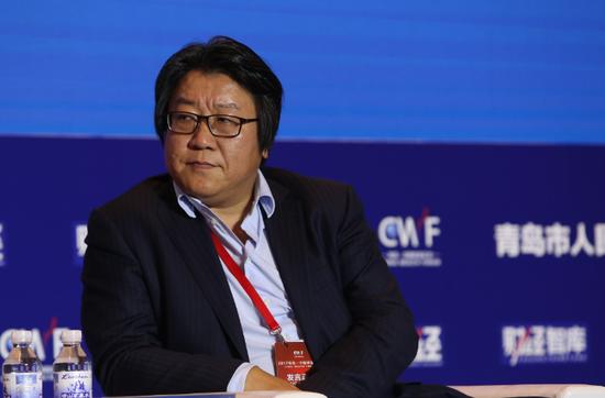 德华安顾人寿保险有限公司董事、总经理殷晓松