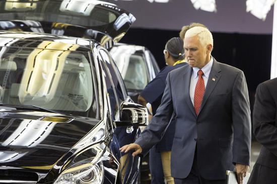 金康新能源将收购悍马生产商一家美国工厂 金