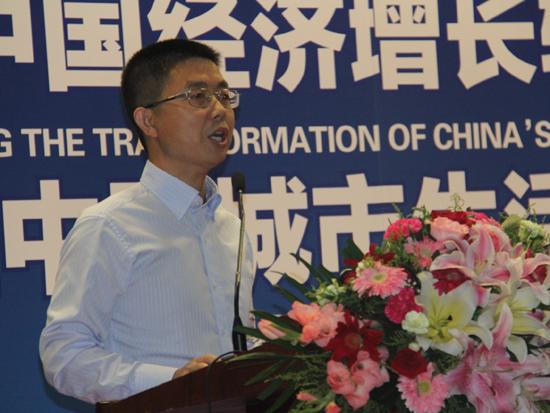 中国社会科学院国家金融与发展实验室副主任张晓晶