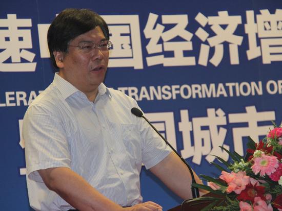南京大学商学院院长沈坤荣