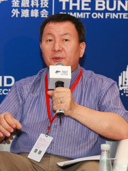 SFI理事、信而富创始人、首席执行官王征宇