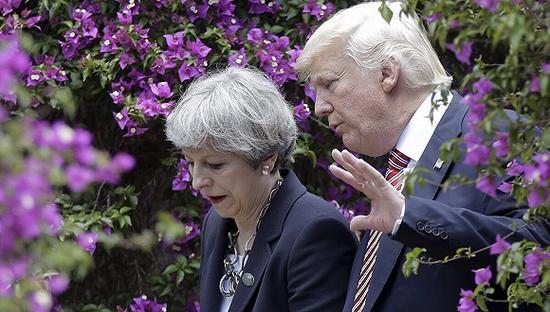 英美自贸协定指日可待?特朗普的话专家各种不相信