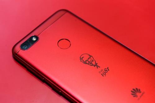 KFC要在中国卖手机了 纪念版限售5000部