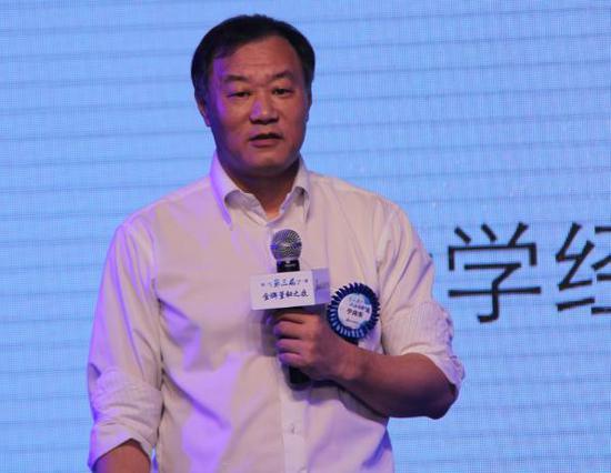 清华大学公司治理研究中心主任宁向东