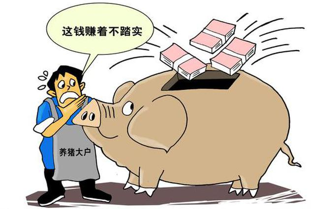 """王先知:如何破局""""猪周期""""魔咒?"""