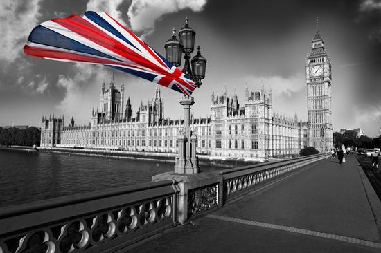 """英国脱欧第二轮谈判结束 """"分手费""""问题待解"""