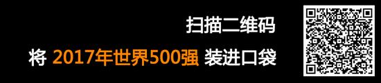 2017年世界500强亏损公司 京东亏损居中企首位