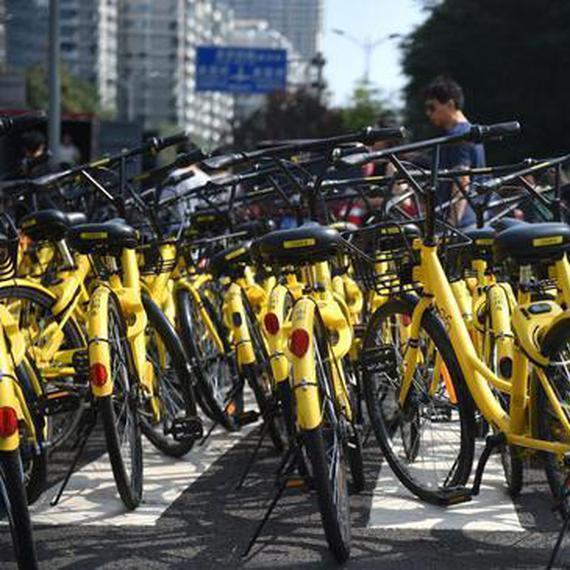 共享单车监管从严 新技术与新规双管齐下
