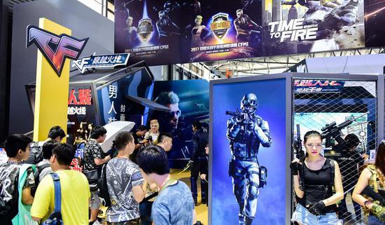 狂热的中国游戏市场不断膨胀 今年有望达275亿美元