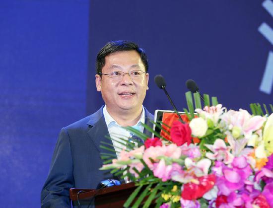海尔集团副总裁、中国区首席市场官李华刚