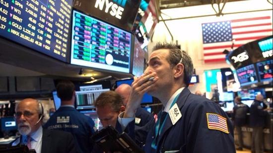 收盘:美股反弹 标普仍创近五个月最大单周跌幅