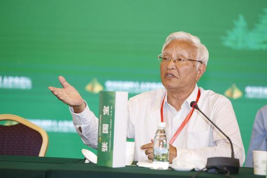 政协第十一届全国委员会经济委员会副主任 张国宝