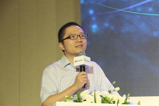 四川新网银行行长赵卫星