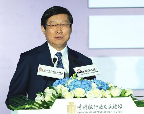 中国建设银行原董事长王洪章