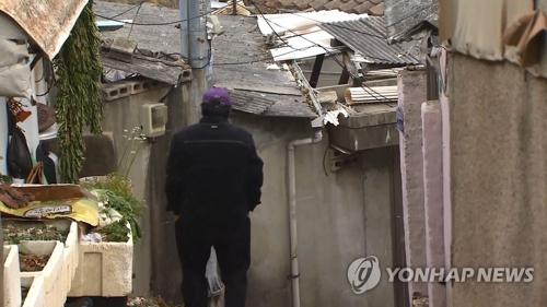调查:韩高龄未婚户主激增 2043年或破百万