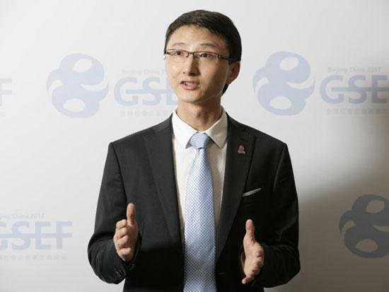 欣龙控股副总裁何励