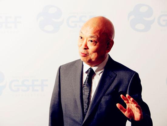 居易国际董事局主席刘向阳