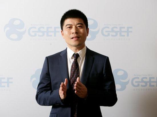 北京能量魔方数据技术有限公司总经理娄勇刚