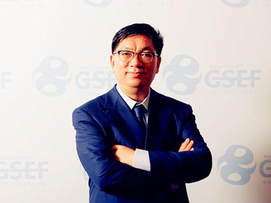 广誉远集团董事长郭家学