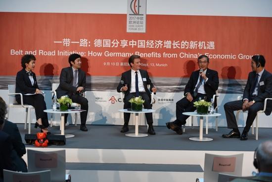 寧德時代新能源科技 ( 德國 ) 股份有限公司總經理黃瑋先生作案例分享