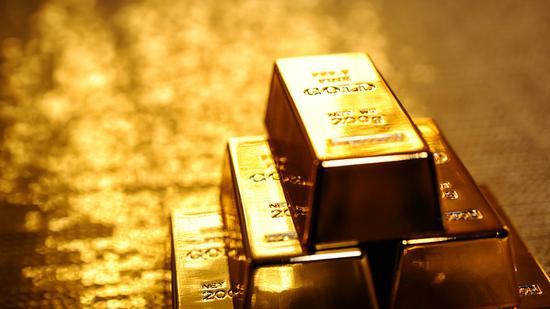 国际现货黄金继续在1320下方受阻回落