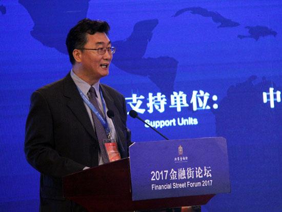 北京市金融工作局党组书记、局长霍学文