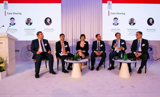 企业家对话探讨传统行业中国与中东欧合作共赢