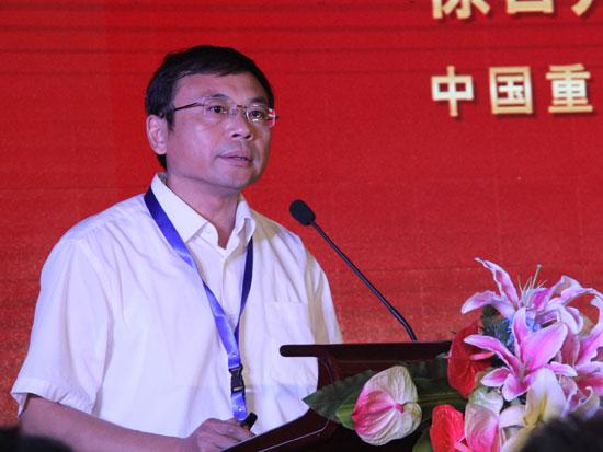 中国重汽集团服务总监徐日升