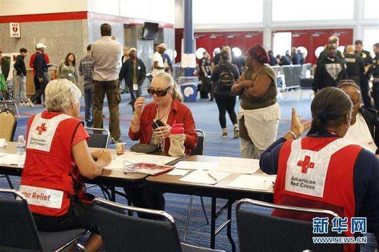 每家400美元,休斯敦市长促红十字会履行救助承诺