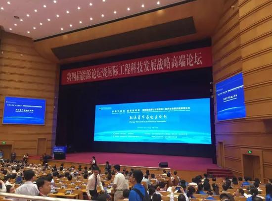 国家电网原董事长刘振亚:明年特高压几