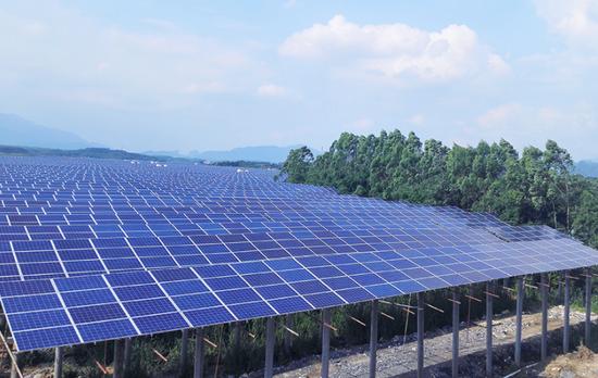 世界能源巨头ENGIE将在重庆投资15亿元发展光伏项目