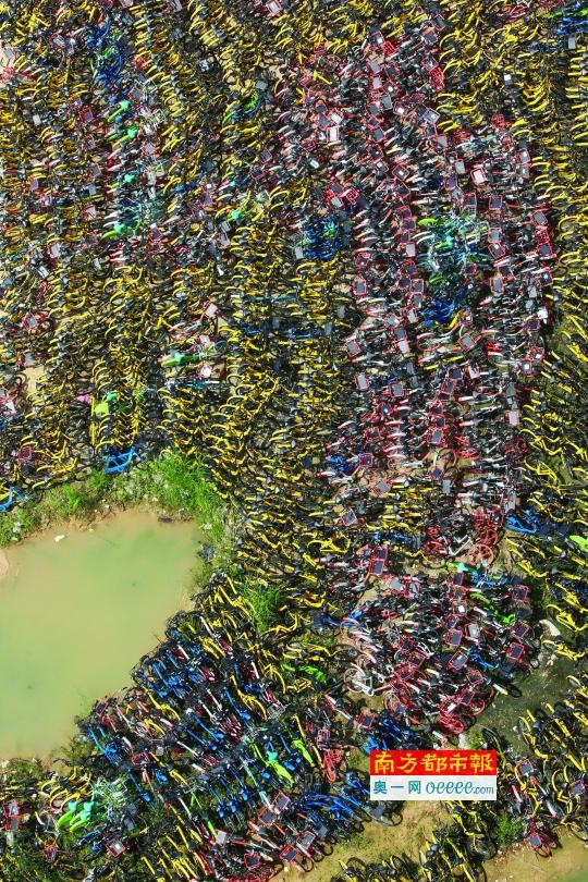 茂县法蒂森墙板赚钱万辆违停共享单车被扣华强北 6家企业或被罚9.44万