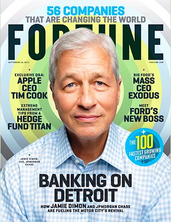 图为《财富》杂志封面图