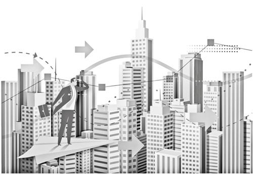 """北京总体规划绘20年蓝图:""""增减建""""治理大城市病"""