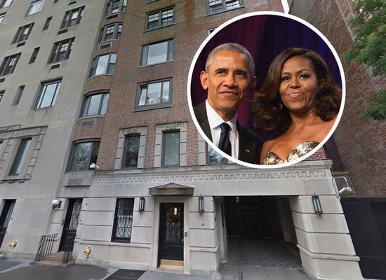 年入4亿 奥巴马夫妇又要买房了