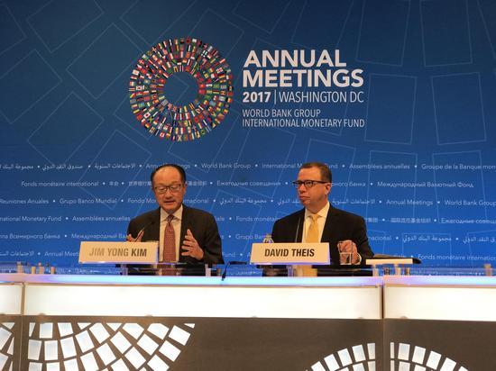 世行行长金墉:阿里在线金融值得其他发展中国家借鉴