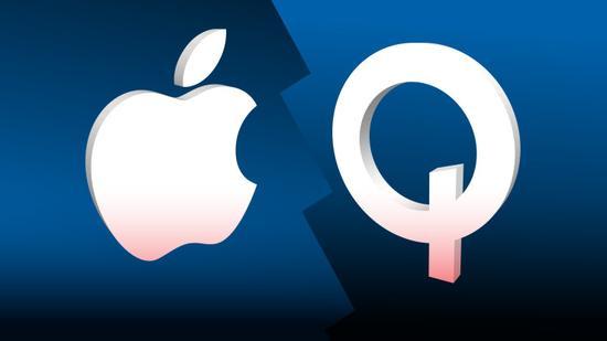 高通对苹果出狠招 请求中国禁止生产和销售iPhone
