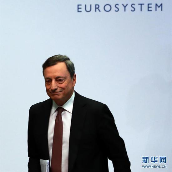 周四将迎来欧洲央行政策会议(资料图)
