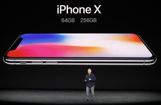 苹果股价创纪录高位 分析师看好iPhone X需求和销量