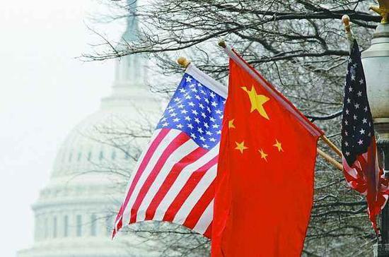 """经济合作仍是中美关系""""压舱石"""""""