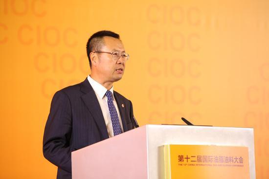 大连商品交易所总经理王凤海
