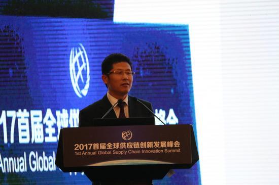 王国文:颠覆性技术推进供应链变革