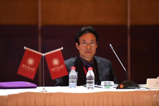 亚投行--香港大学教授赵晓斌:金融中心可能是一个网络状态