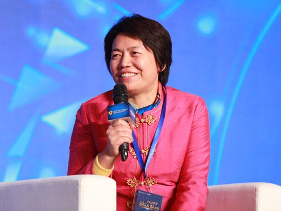 美年大健康产业控股股份有限公司副董事长郭美玲