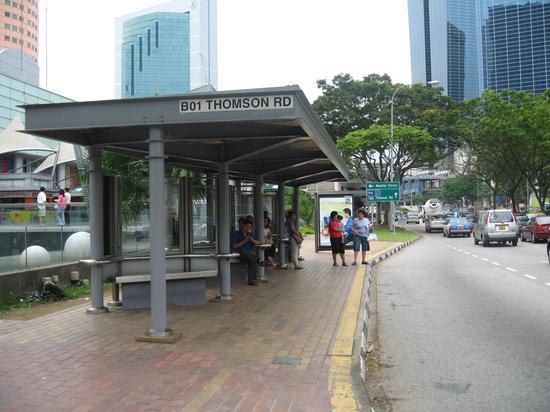 新加坡拟2022年部署自动驾驶公交车