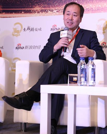 经济学家,万博兄弟资产管理公司董事长滕泰
