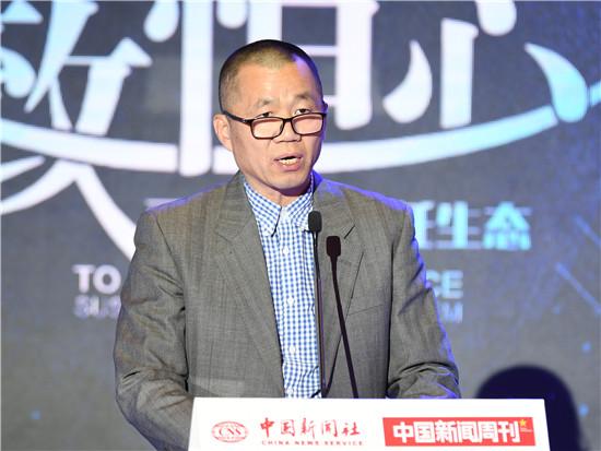 中国新闻社副社长、副总编辑,中国新闻周刊社长夏春平